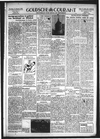 Goudsche Courant 1944-01-11