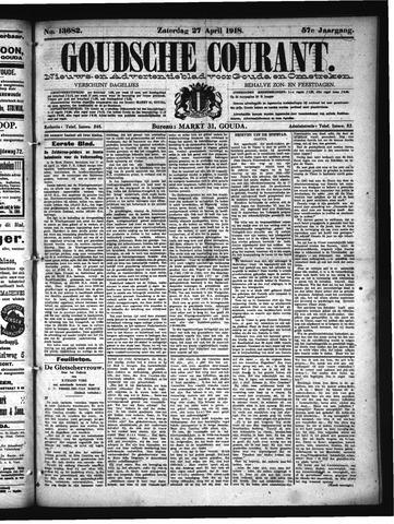Goudsche Courant 1918-04-27