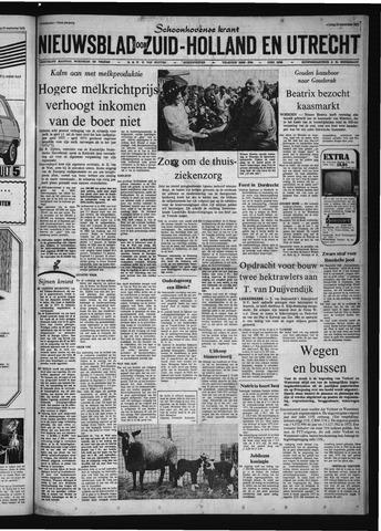 Schoonhovensche Courant 1972-09-22