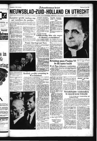 Schoonhovensche Courant 1963-06-24