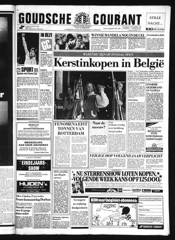 Goudsche Courant 1985-12-23