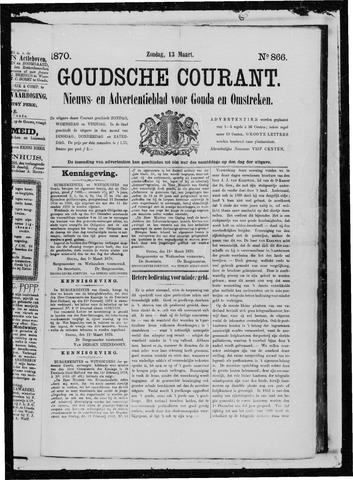 Goudsche Courant 1870-03-13