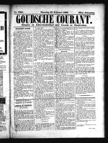 Goudsche Courant 1899-02-27