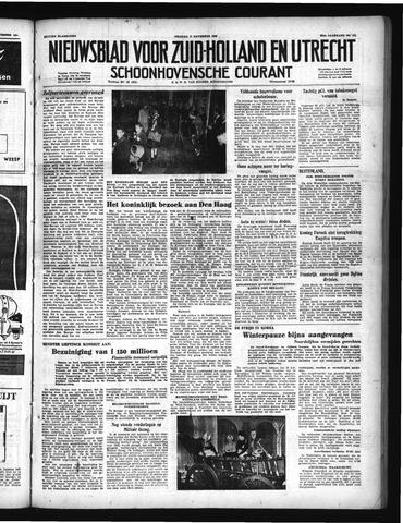 Schoonhovensche Courant 1950-11-17