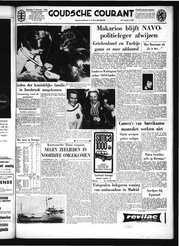 Goudsche Courant 1964-02-03