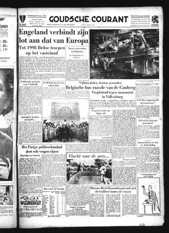 Goudsche Courant 1954-09-30
