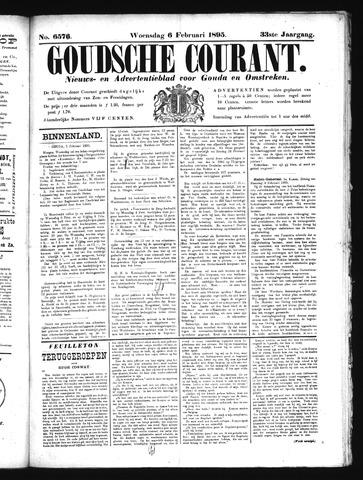 Goudsche Courant 1895-02-06