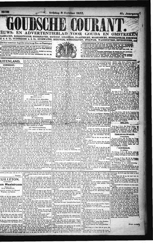 Goudsche Courant 1922-10-06