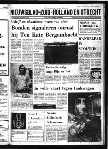 Schoonhovensche Courant 1976-11-17