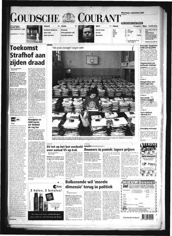 Goudsche Courant 2002-09-02