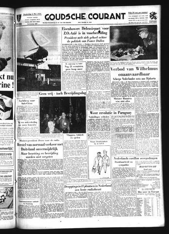 Goudsche Courant 1954-05-06