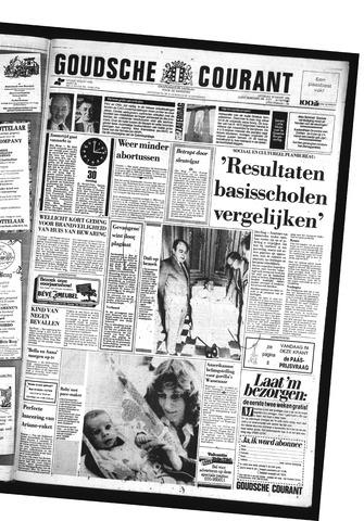 Goudsche Courant 1986-03-29