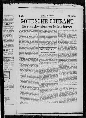 Goudsche Courant 1871-11-19