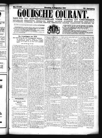 Goudsche Courant 1931-08-04