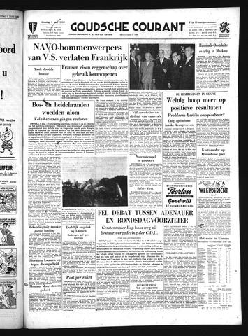 Goudsche Courant 1959-06-09