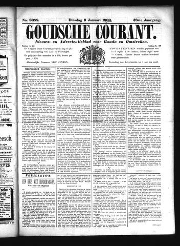 Goudsche Courant 1900-01-09