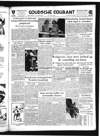 Goudsche Courant 1953-07-24