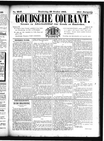 Goudsche Courant 1903-10-29