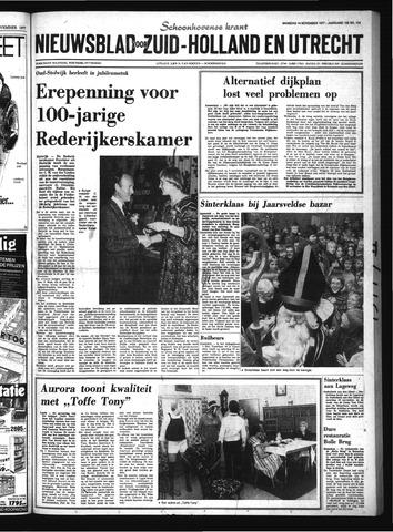 Schoonhovensche Courant 1977-11-14