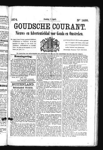 Goudsche Courant 1874-04-05