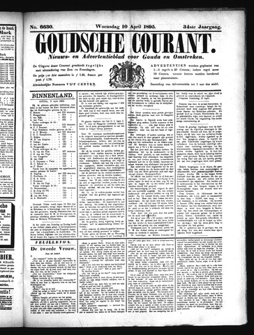 Goudsche Courant 1895-04-10