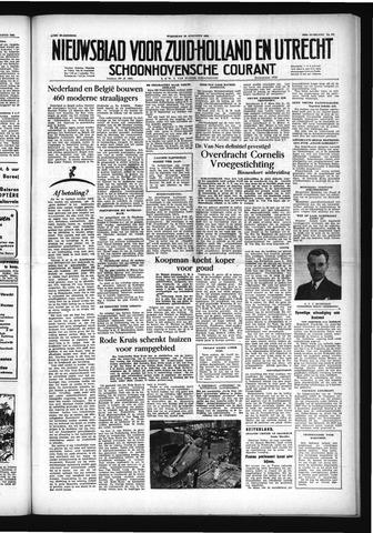 Schoonhovensche Courant 1953-08-26