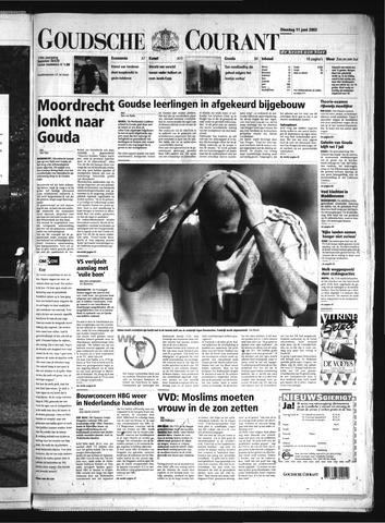 Goudsche Courant 2002-06-11