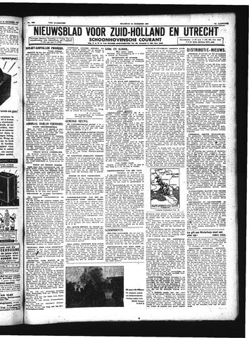 Schoonhovensche Courant 1942-12-28