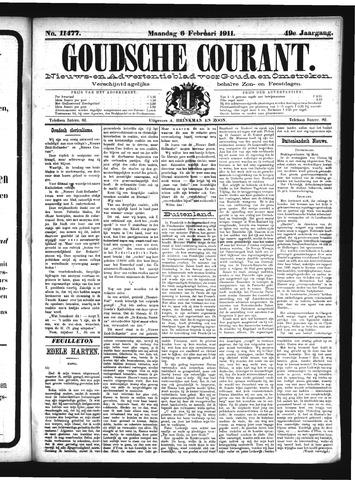 Goudsche Courant 1911-02-06
