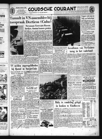 Goudsche Courant 1962-10-09