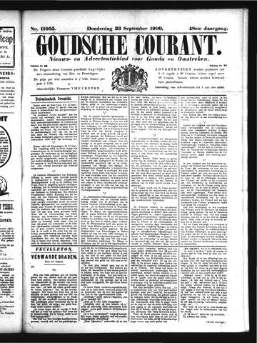 Goudsche Courant 1909-09-23