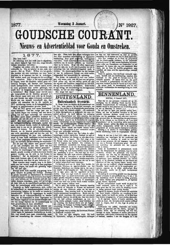 Goudsche Courant 1877-01-03