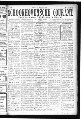Schoonhovensche Courant 1924-12-12