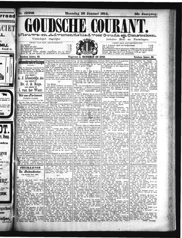 Goudsche Courant 1914-01-26