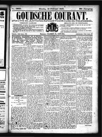 Goudsche Courant 1918-02-12