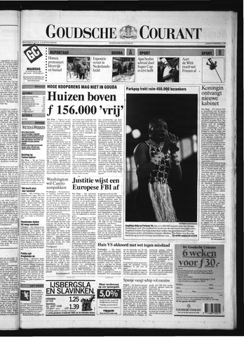 Goudsche Courant 1994-08-22