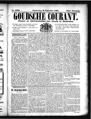 Goudsche Courant 1895-09-12