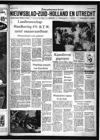 Schoonhovensche Courant 1972-10-09