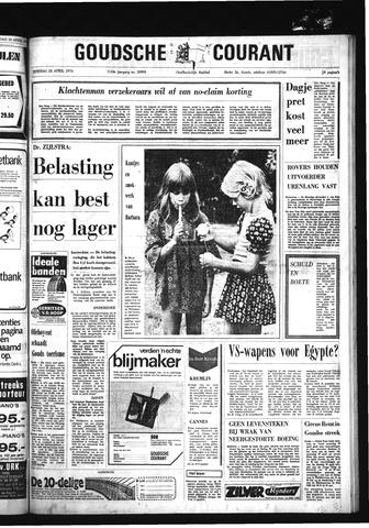 Goudsche Courant 1974-04-23