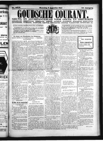 Goudsche Courant 1934-08-06