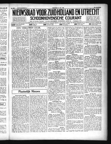 Schoonhovensche Courant 1935-07-10