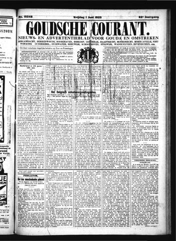 Goudsche Courant 1923-06-01