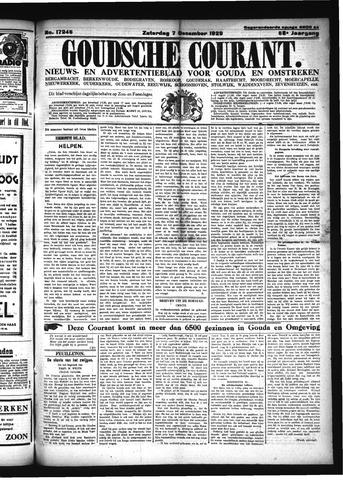 Goudsche Courant 1929-12-07