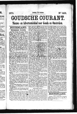 Goudsche Courant 1873-10-26