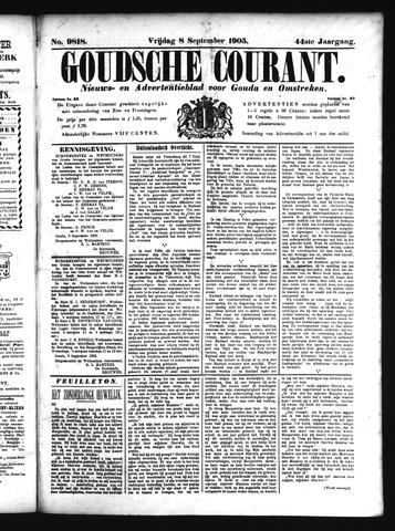 Goudsche Courant 1905-09-08