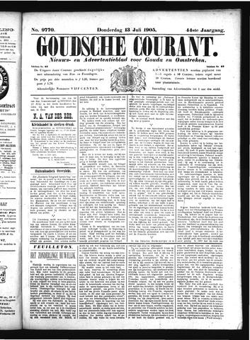 Goudsche Courant 1905-07-13