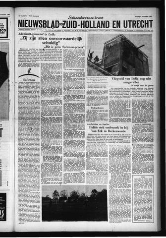 Schoonhovensche Courant 1962-11-09