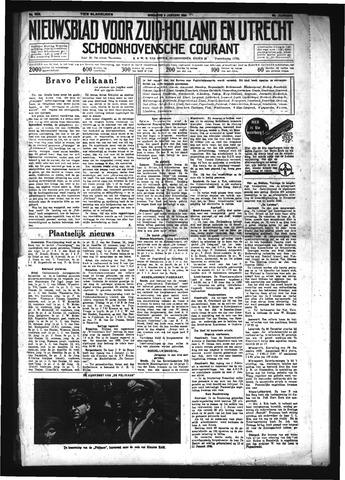 Schoonhovensche Courant 1934
