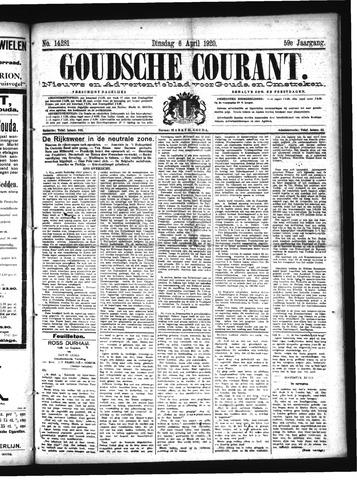 Goudsche Courant 1920-04-06