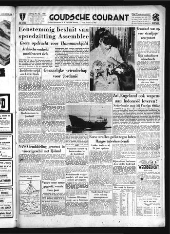 Goudsche Courant 1958-08-22